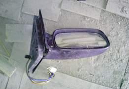 Зеркало правое электро на VW B3 - Фото #2