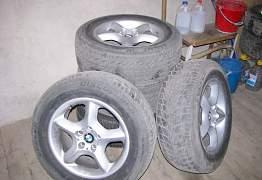 Литые диски R17 BMW X5 (E53) - Фото #2