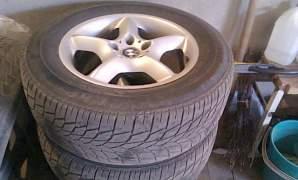 Литые диски R17 BMW X5 (E53) - Фото #3