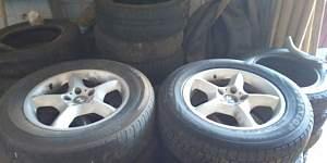 Литые диски R17 BMW X5 (E53) - Фото #4
