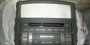 Оригинальная магнитола Mitsubishi Pajero 4 - Фото #1