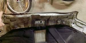 Капот шевроле авео т200 2005 года бу - Фото #3