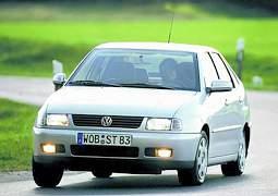 Задняя панель vw polo classic 2001, VAG 6K5813301G - Фото #4