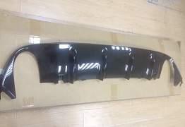 Спойлер заднего бампера Ford Mondeo спорт 1726319 - Фото #4