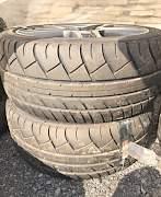 Колеса на mersedes-benz R18 - Фото #2