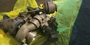 Турбина Мазда сх-5 дизель 2.2d - Фото #3
