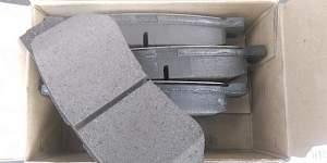 Новые задние тормозные колодки hyundai, kia - Фото #4