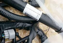 Проводка моторного отсека Nissan X-Trail T31R QR25 - Фото #2