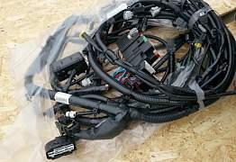 Проводка моторного отсека Nissan X-Trail T31R QR25 - Фото #3