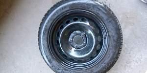 Зимнее колесо в сборе от volvo S80 - Фото #1