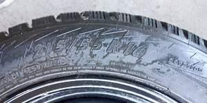 Зимнее колесо в сборе от volvo S80 - Фото #3