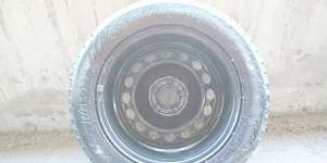 Зимнее колесо в сборе от volvo S80 - Фото #5