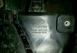 Передняя панель (телевизор) Hyundai Santa Fe 64101 - Фото #3