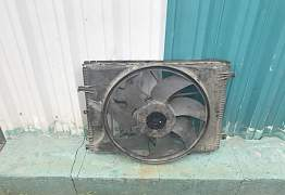 Диффузор вентилятор с204 w204 мл163 w163 - Фото #3