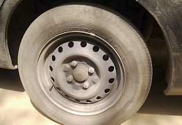 Диски R 14 на Nissan Almera Classic - Фото #1