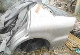 Задняя часть кузова Mitsubishi Galant EA - Фото #2