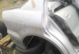 Задняя часть кузова Mitsubishi Galant EA - Фото #4