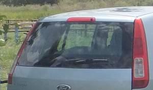 Cтекло задней двери Ford Fusion - Фото #2