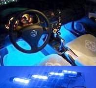 Новая подсветка пола авто - Фото #4
