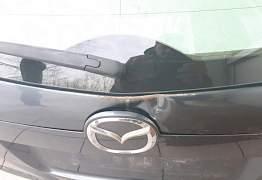 Крышка багажника б/у на Мазду Mazda сх-7 CX7 - Фото #2