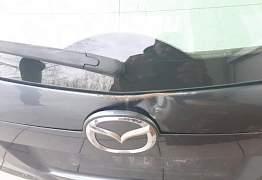 Крышка багажника б/у на Мазду Mazda сх-7 CX7 - Фото #3