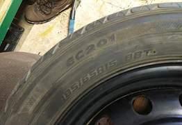 полноразмерное запасное колесо 185/65 R15 - Фото #2