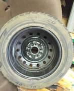 полноразмерное запасное колесо 185/65 R15 - Фото #4