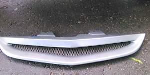 Решетка радиатора Honda Jazz (Fit) - Фото #1