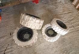 Колеса шины на погрузчик - Фото #1
