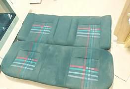 Задний диван и передние сидение vag sport golf 3 - Фото #1