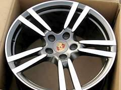 Диски на Porsche Panamera в наличии, разноширокие - Фото #1