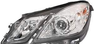 Фара передняя левая Мерседес W212 - Фото #1