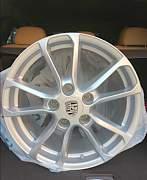 Оригинальные новые диски на Porsche Cayenne R18 - Фото #1
