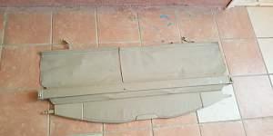 Шторка полка багажника Лексус рх2 330 - Фото #1