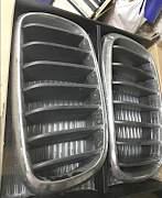 Решетка ноздри дря BMW X5 f15 хром - Фото #1