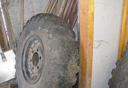 Колеса для газ-66(320-457 /12.00-18/ модель К-70) - Фото #1