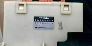 Прибор управления климат-контролем Toyota - Фото #3