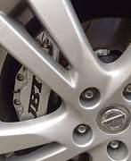 Передний тормозной суппорт Nissan Teana 33 - Фото #3