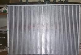 Радиатор Peugeot 607 - Фото #1