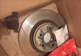 F01 тормозной диск, задний - Фото #1