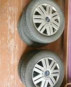 Летние шина 195/60/15 на литых от Ford - Фото #2