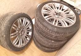 Оригинальные диски от Mercedes - Фото #2