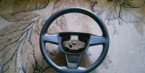 Руль для Seat Ibiza 6j5 Рестайлинг 2012гв - Фото #1