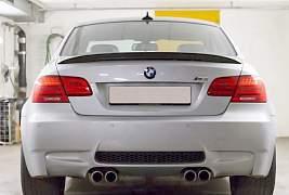 Спойлер на крышку багажника BMW E92 E93 performanc - Фото #1