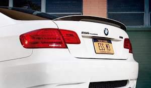 Спойлер на крышку багажника BMW E92 E93 performanc - Фото #3