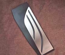 Накладка упор под левую ногу для BMW F30 F10 F15 - Фото #1