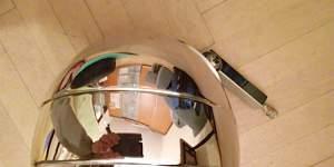 Фара хром на чоппер 205 мм - Фото #2