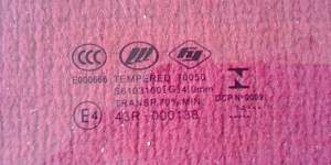 Стекло+подъемный механизм для Лифан Х60 Lifan X60 - Фото #2