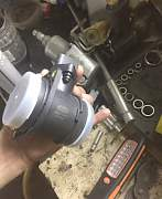Расходомер воздуха Volkswagen Passat b5 - Фото #4
