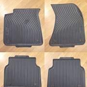 Оригинальные ковры Audi A8 - Фото #1